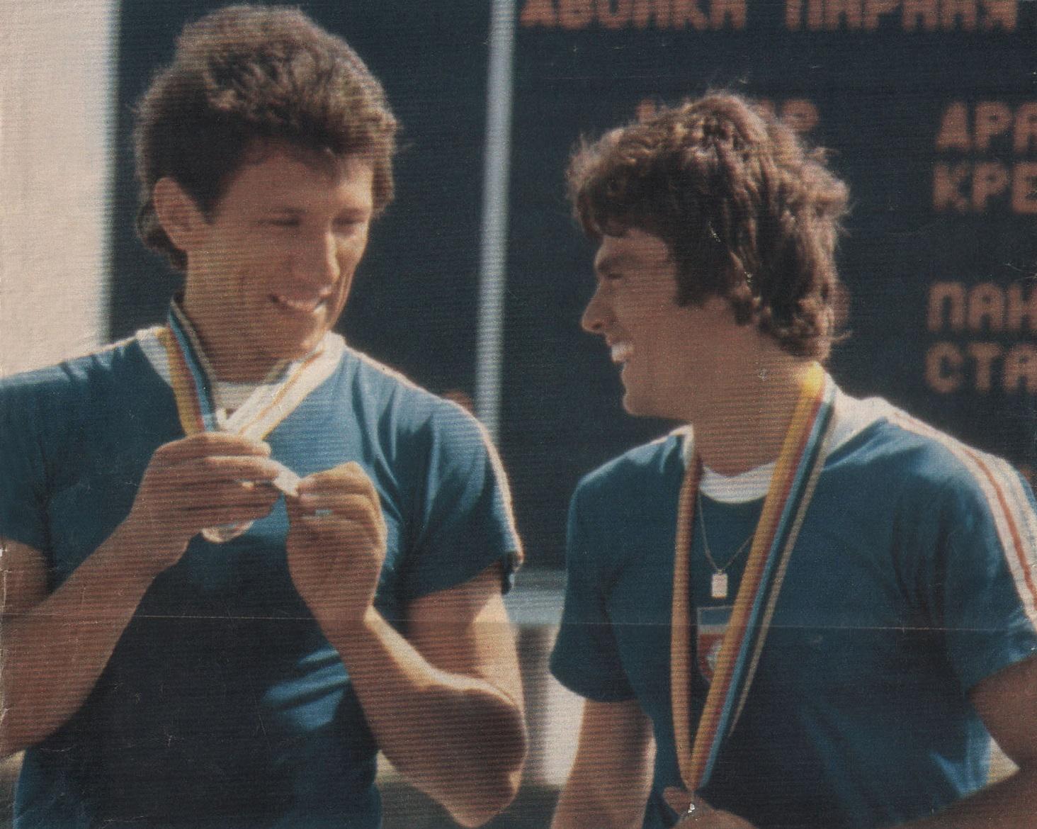 Zoran Pančić i Milorad Stanulov