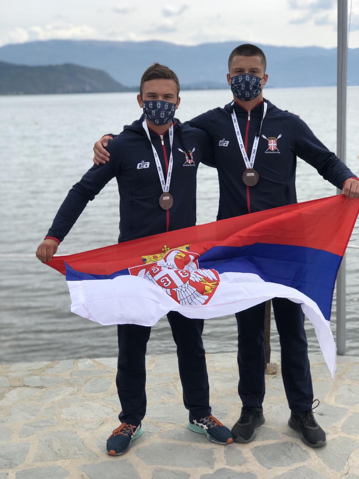 Nikola Letić i Filip Milanović