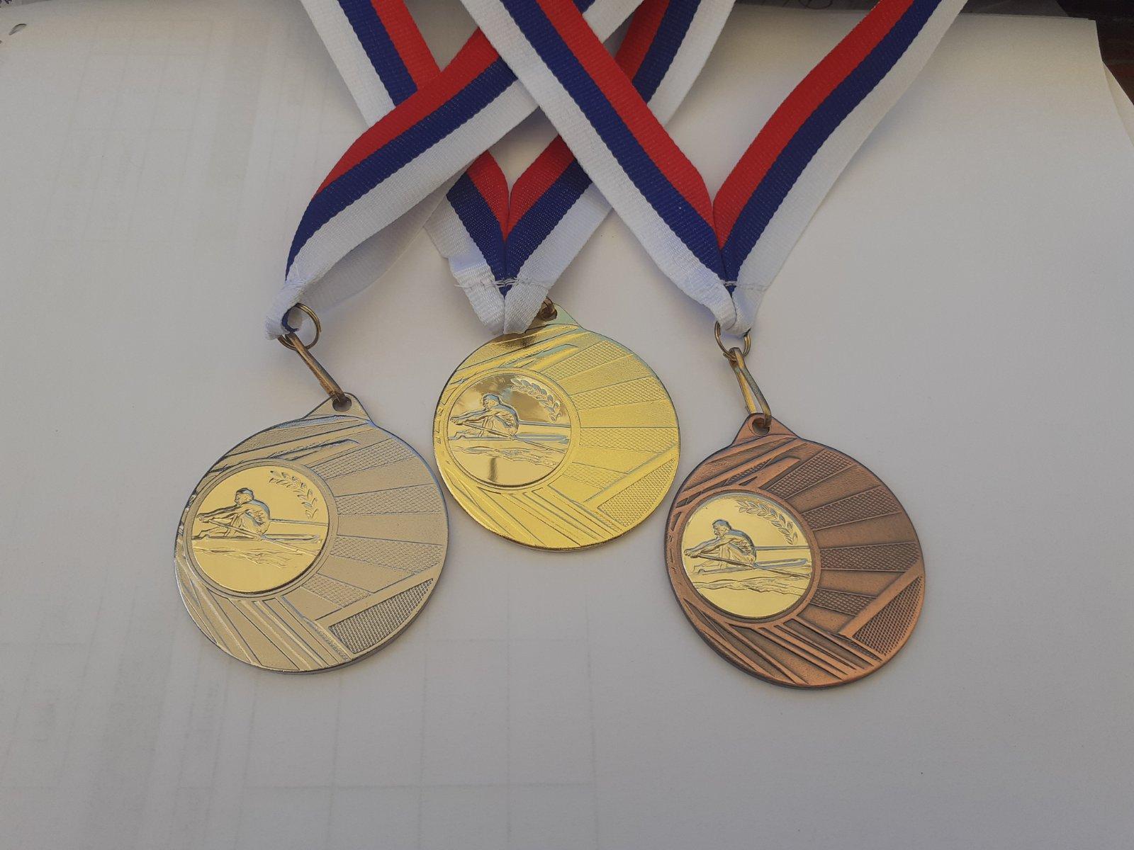 Medalje iz Čuruga