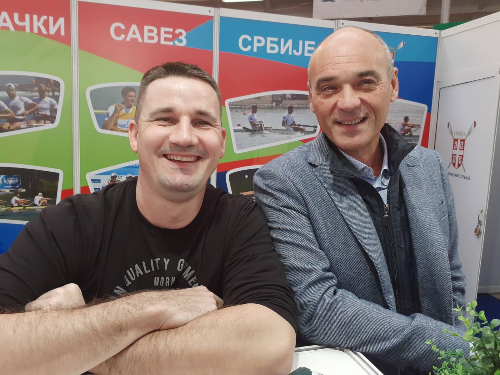 Goran Jagar i Viktor Nikolić